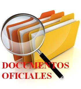 Documentos Oficiales